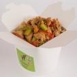 Цыпленок с кешью и овощами, вес: 400 грамм