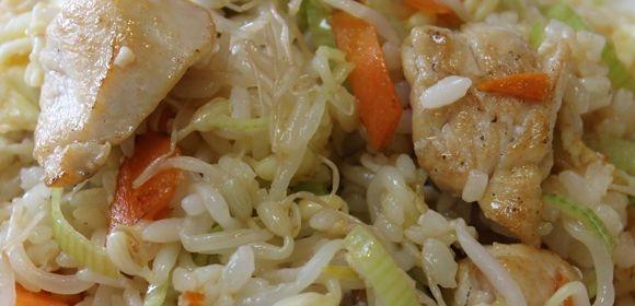 Жареный рис-2