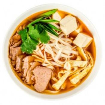 Суп лапша по-гонконгски