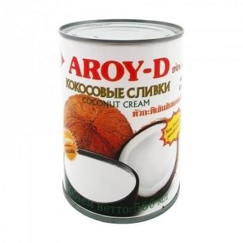 Кокосовые сливки 85% (жирность 20-22%) 560мл