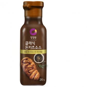 Классический соус Тонкацу для котлет Daesang, Корея, 250 г к