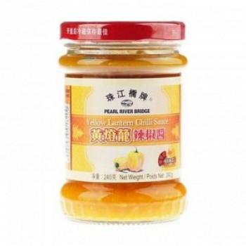 Соус из хайнаньского перца чили лантерн (желтый фонарь) 240г