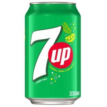 7 up 0.33 л.