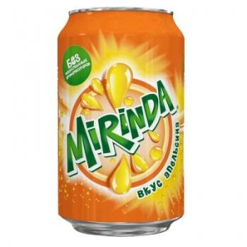 Миринда 0.33 л.