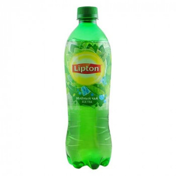 Lipton Ice Tea, зеленый чай 0.5 л.