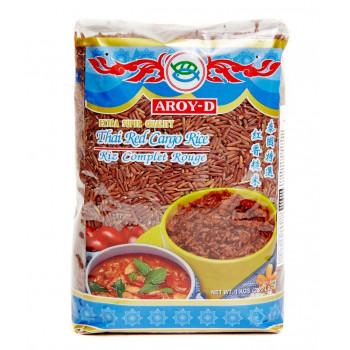 Тайский красный рис шелушеный AROY-D 1 кг. (Тайланд)