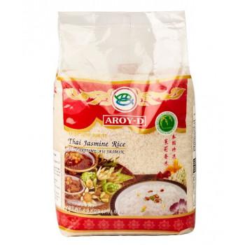 Тайский рис жасмин категории A белый AROY-D 4,5 кг. (высшая кат. качества - Тайланд)